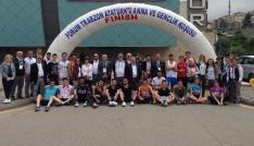 Forum Trabzondan halk koşusu