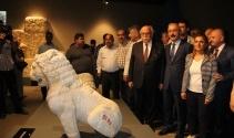 Bakan Avcı ve Elvan Mersin Arkeoloji Müzesi'nin açılışını yaptı