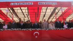 Lüleburgazda 19 Mayıs Atatürkü Anma, Gençlik ve Spor Bayramı coşkuyla kutlandı