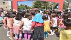 Çocuk Sokağında yılsonu etkinliği