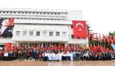 19 Mayıs Trabzonda etkinliklerle kutlandı