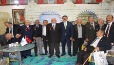 Eyyübiye Belediyesinin Ankaradaki standına yoğun ilgi