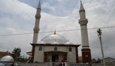 Kuluda yapımı tamamlanan cami törenle açıldı