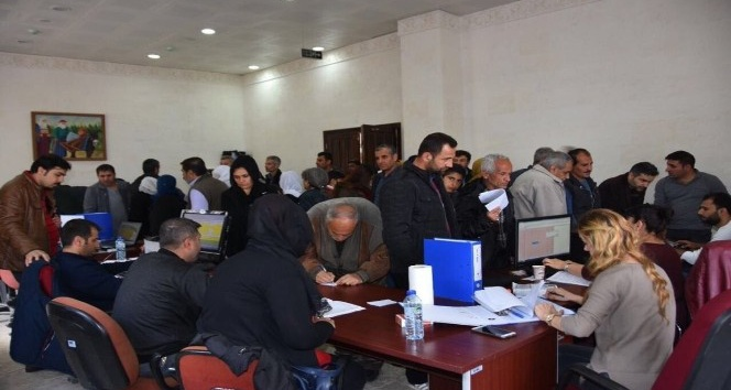 Nusaybinde terör mağdurlarının kiraları ödeniyor