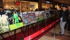 Trabzonsporun 50 yıllık öyküsünün anlatıldığı sergi açıldı