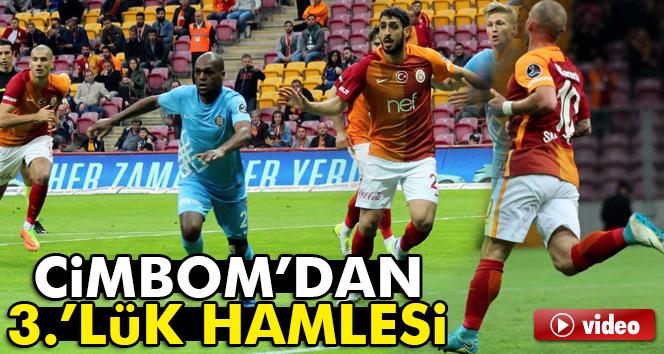 ÖZET İZLE: Galatasaray 2-0 Osmanlıspor| (Cimbom 3lük peşinde) Galatasaray Osmanlı maçı geniş özeti ve golleri izle