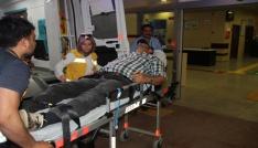 Otomobilini kavga ettiği ailenin üzerine sürdü: 2 yaralı