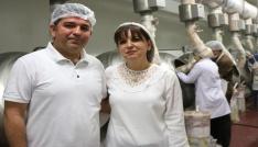 (Özel Haber) Eşiyle fazla vakit geçirmek için çikolata imalathanesi kurdu