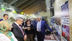 Ankarada Haliliye tanıtılıyor