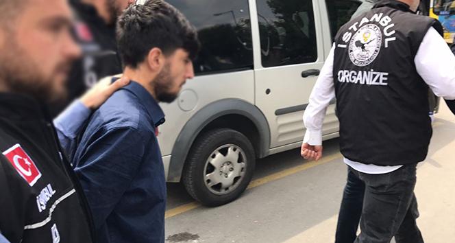Sarallar Çetesinin üyelerine suikast planı öncesi gözaltı