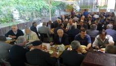 Kdz. Ereğlide AK Partililer sabah kahvaltısında buluştu