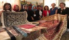 TOBB Diyarbakır İl Kadın Girişimciler Kurulu üyeleri Vanda iş kadınları zirvesine katıldı