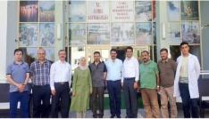 Milletvekili Erdoğandan Çumra Bakım ve Rehabilitasyon Merkezine ziyaret