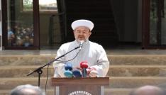Diyanet İşleri Başkanı Prof. Dr. Mehmet Görmez, Diyarbakırda