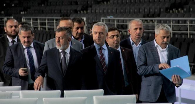AK Partide kongre hazırlıkları tamamlandı