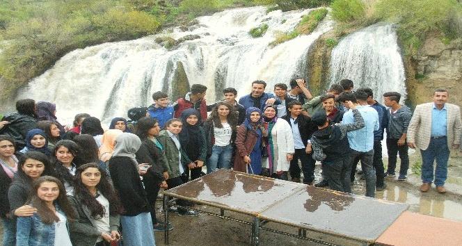 Özalp TOKİ Mesleki ve Teknik Anadolu Lisesinden gezi