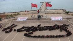 1919 kişi bedeniyle Atatürk imzasını attı