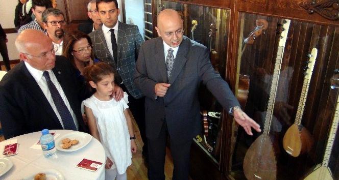 Müzik Teknolojileri Müzesi açıldı