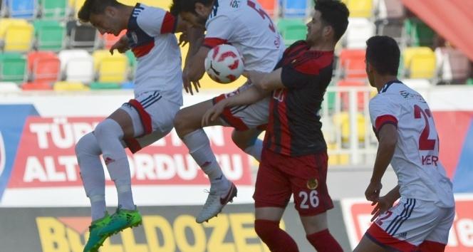 TFF 1. Lig  - Altınordu: 3 Eskişehirspor: 0