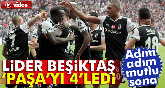ÖZET İZLE: Beşiktaş 4-1 Kasımpaşa| Beşiktaş Kasımpaşa maçı geniş özeti ve golleri izle (BJK-Kpaşa)