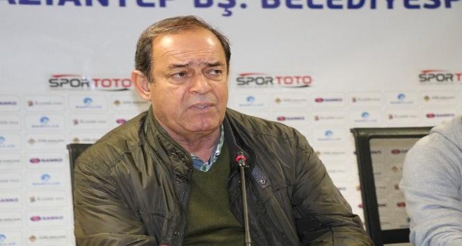 Gaziantep Büyükşehirspor - Giresunspor maçının ardından