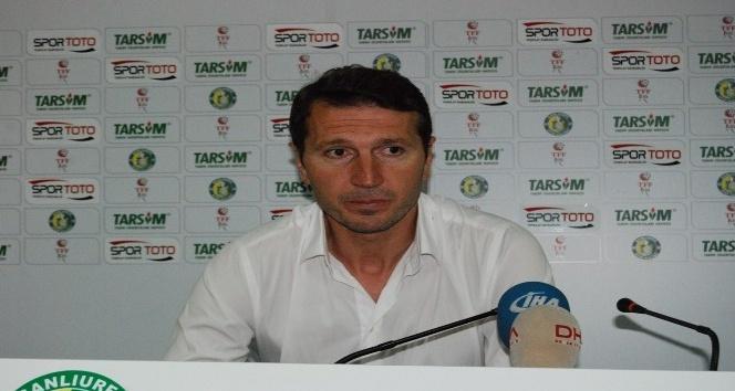 Şanlıurfaspor - Elazığspor maçının ardından