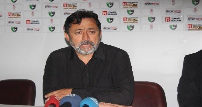 Denizlispor - Göztepe maçının ardından