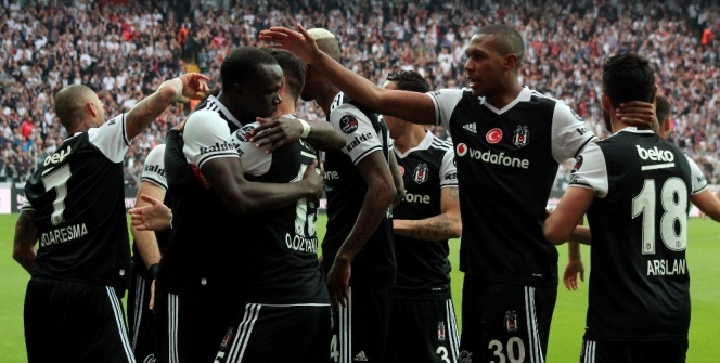 Beşiktaş Kasımpaşa maçı foto özet