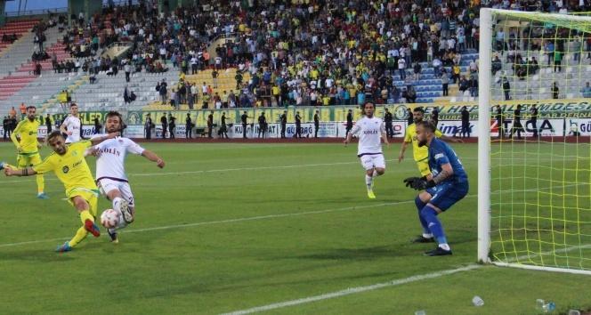 TFF 1. Lig -Şanlıurfaspor: 2 - Elazığspor: 1