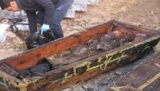 Ardahanda bulunan ceset Yarbay Karloviçe ait çıktı