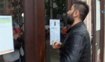 KPSS'ye geç kalan adaylar görevlilere dakikalarca dil döktü