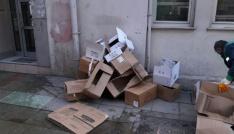 Belediyeden ambalaj atıklarını çöpe atmayın uyarısı