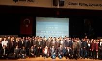 İhlas Vakfı mezunlarını uğurladı!