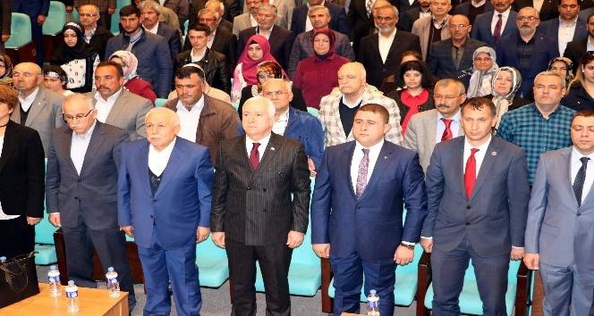"""MHP Genel Başkan Yardımcısı Durmaz: """"Türk milliyetçileri olmasaydı Türkiye bölünmüştü"""""""
