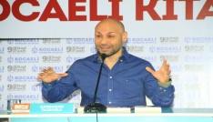 9. Kocaeli Kitap Fuarına konuk olan Kahraman Tazeoğlu: