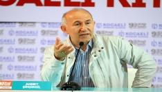 Prof. Dr. Ahmet Şimşirgilden Büyükşehire teşekkür