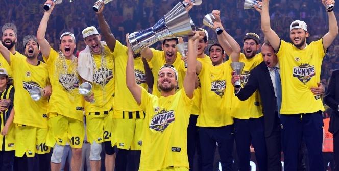 Fenerbahçe Olympiakos final maçı foto özet