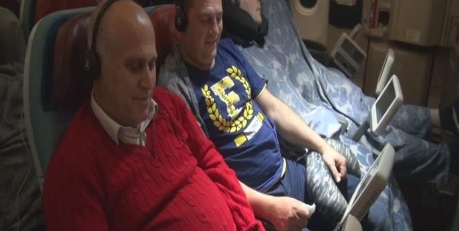 THY'den yolculara 30 bin feette final sürprizi