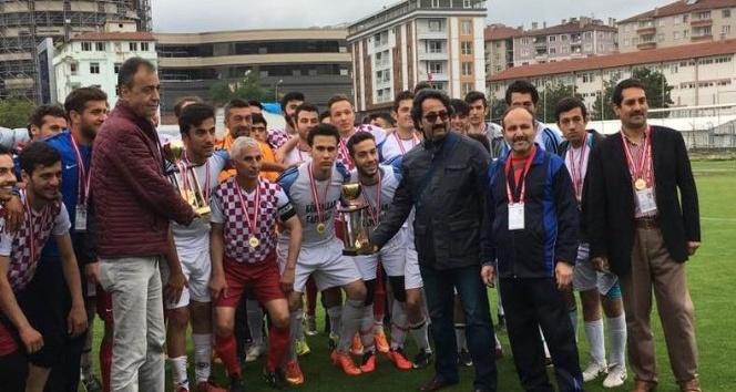Nevşehir 2.amatör ligden 4 takım 1.amatör lige çıktı