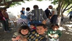 Kırıkhanda 2 bin 500 Suriyeli çocuğa aşı yapıldı