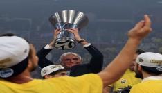 Fenerbahçe basketbol takımının en medyatik ismi; Obradovic