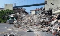 Yılbaşı katliamının yapıldığı ünlü eğlence mekanı yıkıldı