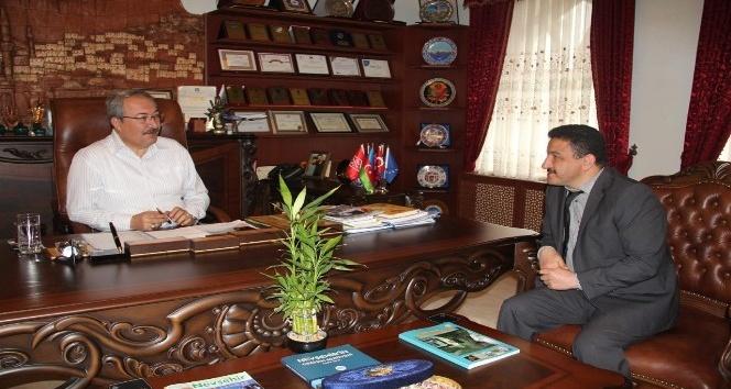 Bilim Sanayi ve Teknoloji Müdürü Duran, Ünveri ziyaret etti