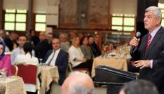 Başkan Karaosmanoğlu: 20 milyon vatandaşımız obezite tehdidi altında