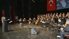 SDKMde Türk Sanat Müziği konseri yapıldı