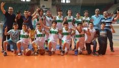 Diyarbakır DSİSpordan iki şampiyonluk birden