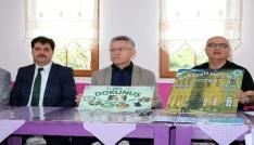 Yozgatta ihtiyaç sahibi çocuklar için Dokunuş Projesi