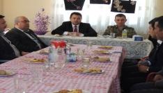 Kiliste Mayıs ayı Halk ve Güvenlik Toplantısı yapıldı