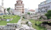 Edirne'de tarihi Makedonya Saat Kulesi restore edilecek