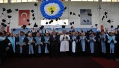 BEÜ Kdz. Ereğli MYOda mezuniyet heyecanı